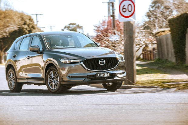 Mazda CX-5 expected to overtake Mazda 3 as most popular model