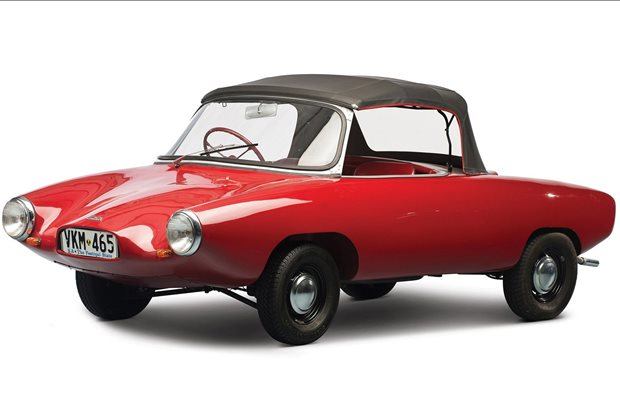 Retro: 1964 Lightburn Zeta Sports