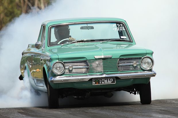 LS-swapped AP6 Valiant ute coming to Drag Challenge Weekend