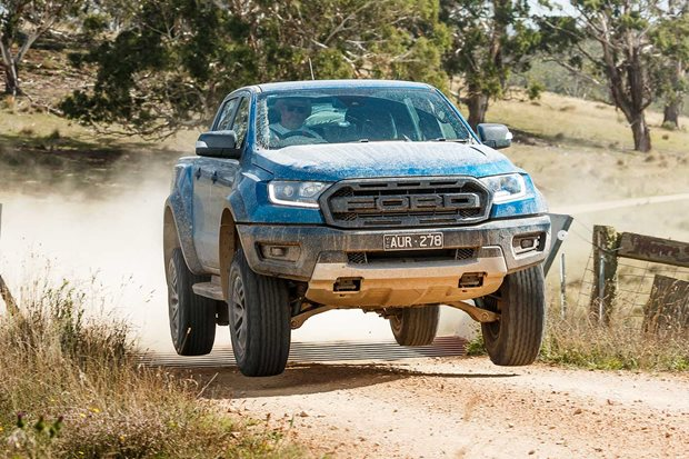 2019 Ford Ranger Raptor 4x4 feature review