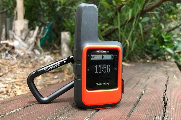 Garmin inReach mini 4x4 product test