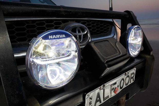 How to install 4x4 driving lights