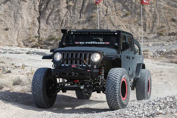 Bruiser Conversions Jeep JL Wrangler review