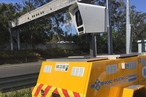 Queensland to earn $518m from speeding drivers