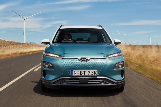 2019 Hyundai Kona EV pricing and features