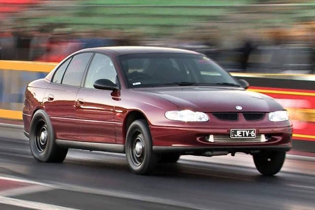 Eight-second Ecotec-powered VT Commodore