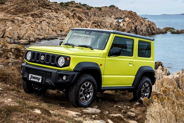 Demand old-school 4x4s driving prices up