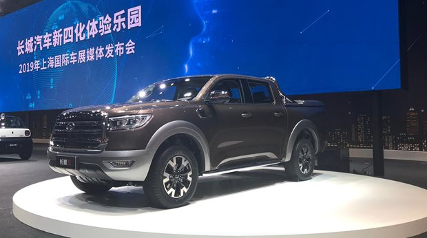 Great Wall reveals next-generation ute