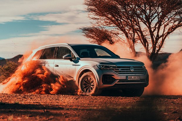 2019 Volkswagen Touareg in Morocco