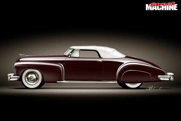 Vintage automotive designer Eric Black - interview