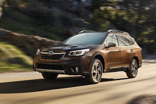 2020 Subaru Outback XT revealed with turbo power