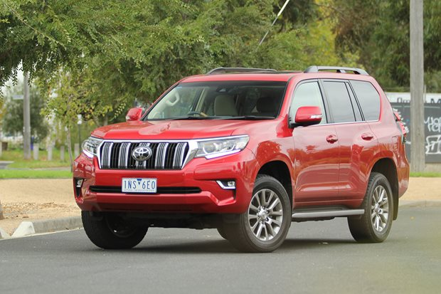 2019 Toyota Prado Kakadu review