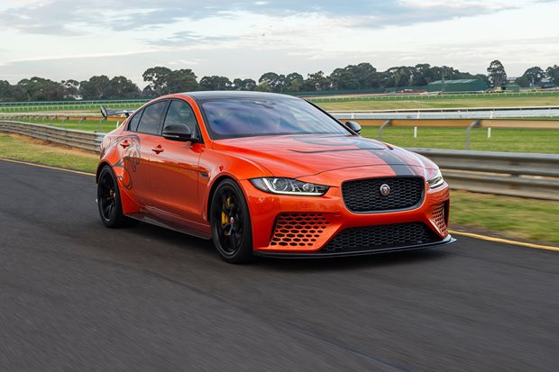 Jaguar XE SV Project 8 2019 review