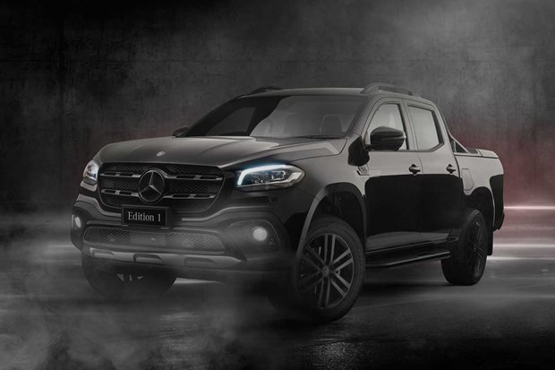 2019 Mercedes-Benz Edition 1 X-Class unveiled