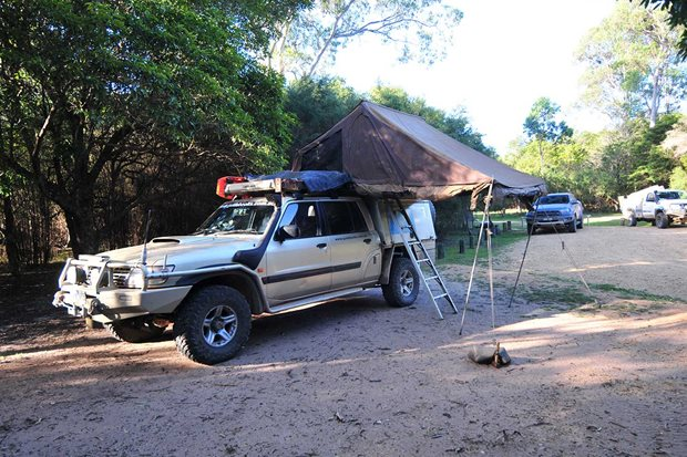 2017 Nissan Patrol Y62 To Cape York review
