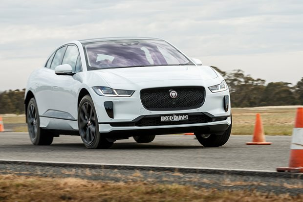 Jaguar I-Pace 2019 Car of the Year finalist review