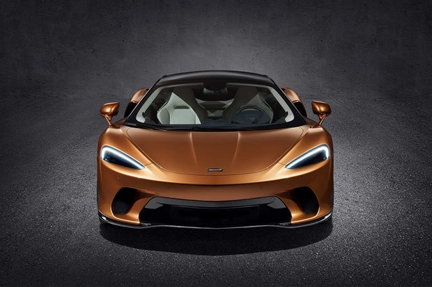 What makes 2020 McLaren GT true grand tourer