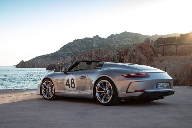 Porsche 911 Carerra S Cabriolet 2019 Image Gallery