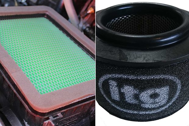 Aftermarket air filters new 4x4 products