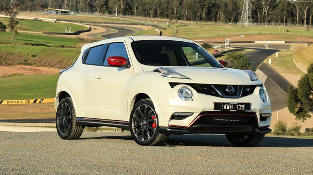 2019 Nissan Juke NISMO review