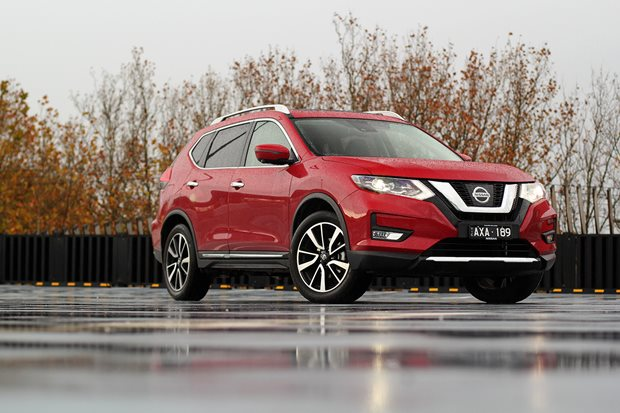 WhichCar do you live with? Nissan X-Trail