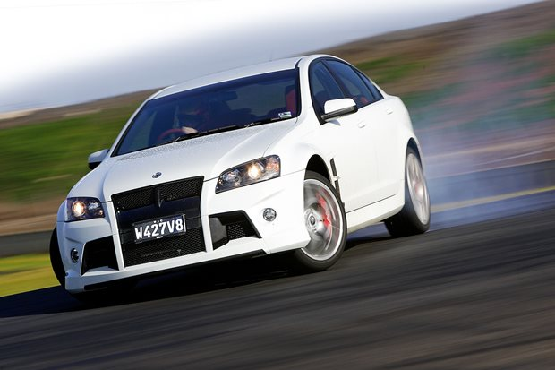 2008 HSV W427 first drive: Classic Motor