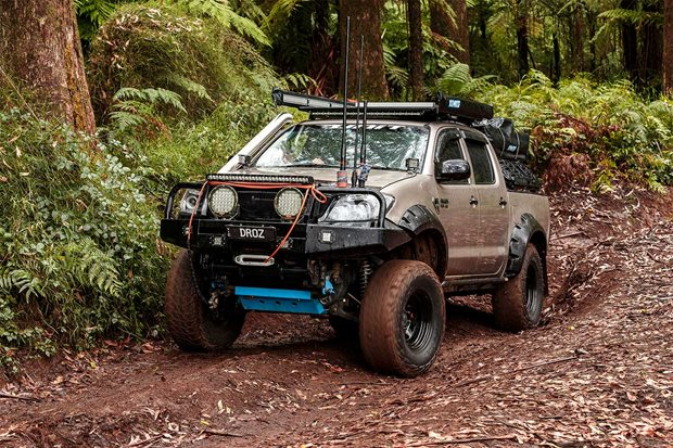 Custom 4x4 builds to stir the mind