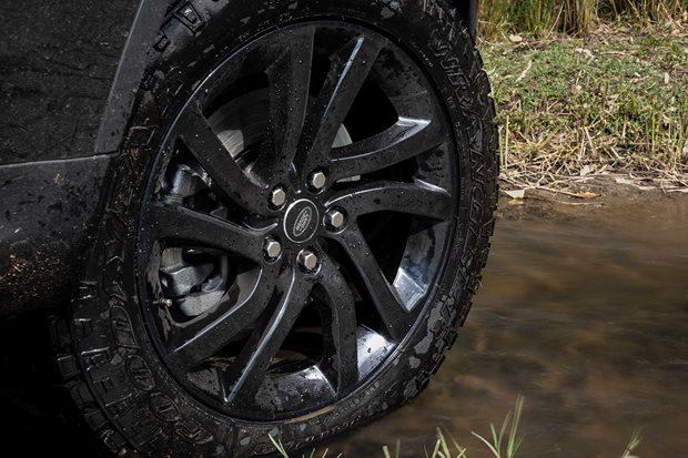 Goodyear Duratrac tyres 4x4 product test
