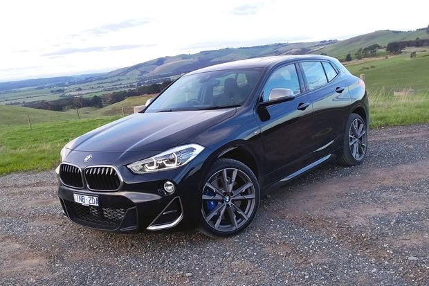 BMW X2 M35i 2019 review
