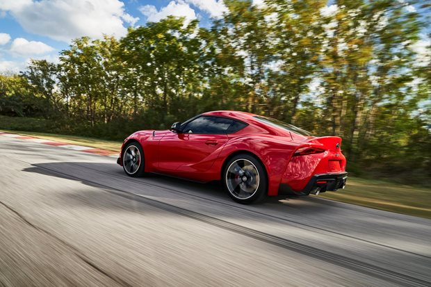 Australia's Toyota Supra sold out in minutes