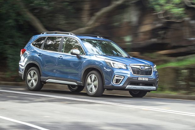 2019 Subaru Forester 2.5i-S long-term review