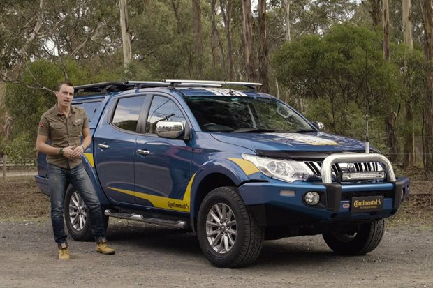 WhichCar TV Tyre Talk: Preparing to take your car Outback
