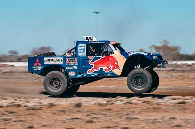 Off-road racing fun at your own pace