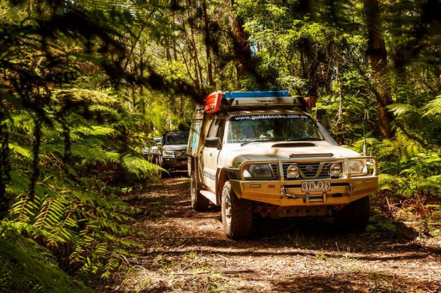 South-east coast of NSW 4x4 trip Episode 2 4x4 Adventure Series