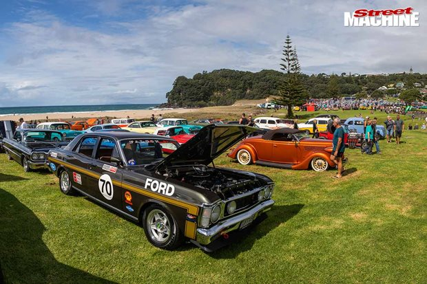 Beach Hop 2019, New Zealand
