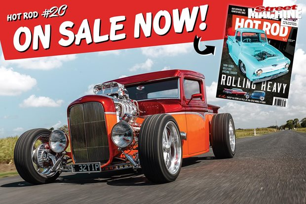 Street Machine Hot Rod #20 on sale now