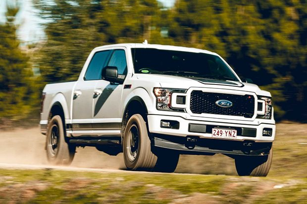2019 Tickford Ford F-150 4x4 review