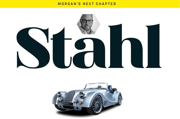 Michael Stahl: Morgan's next chapter