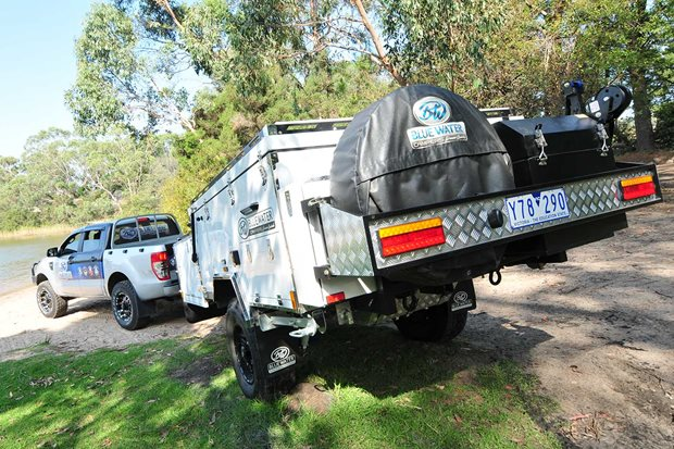 Bluewater Macquarie camper 4x4 product test