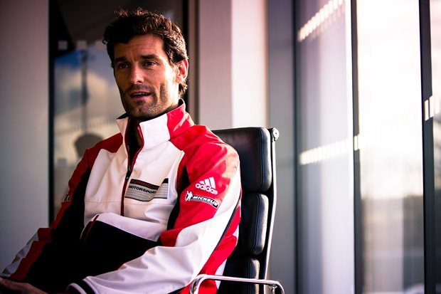 Don't get Mark Webber started on Aussie driving standards