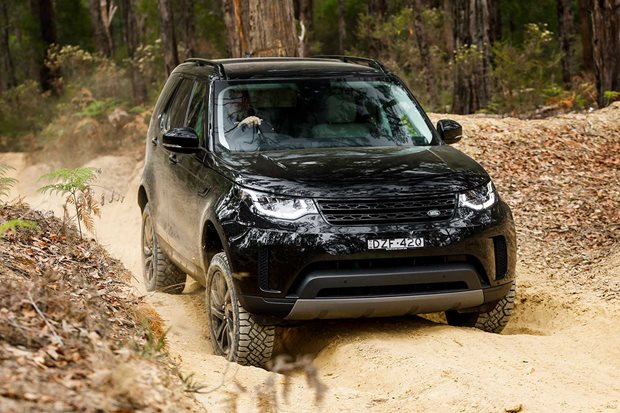 2019 Land Rover Discovery SD4 4x4 review