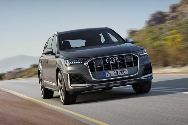 2020 Audi SQ7 TDI revealed