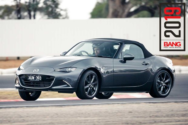 2019 Mazda MX-5 GT track review