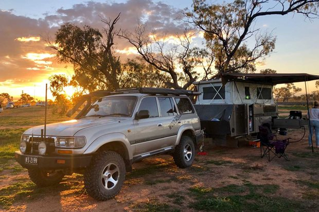 Pilliga National Park NSW 4x4 travel guide