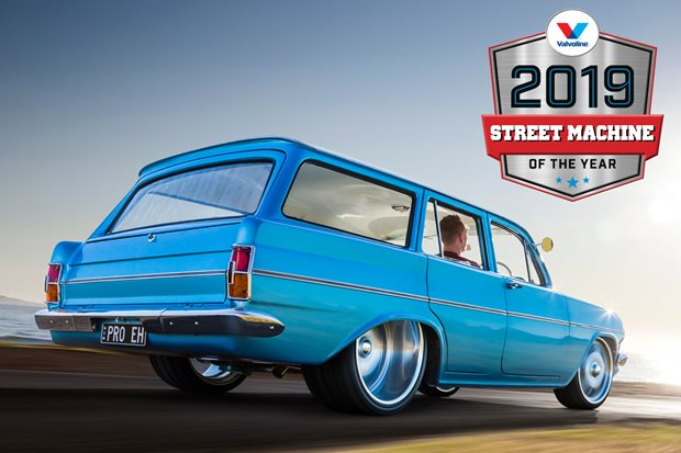 Street Machine - Custom cars, high-performance V8s and car mods