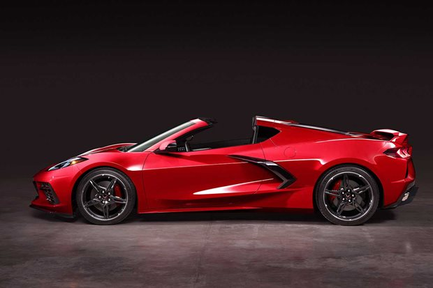 2020 Chevrolet Corvette US pricing specification