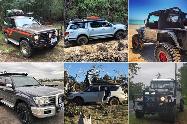 Readers 4x4s August 2019