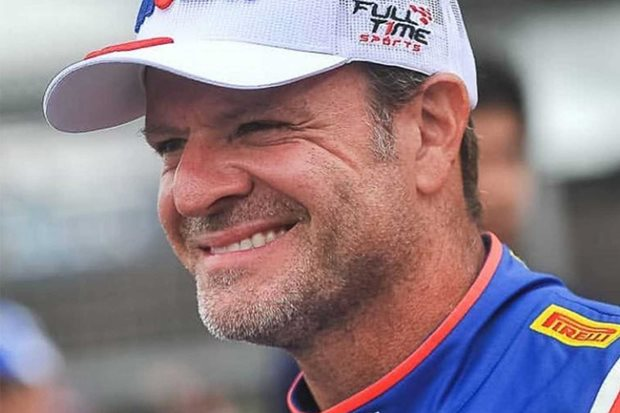 Rubens Barrichello Australian S5000 series debut
