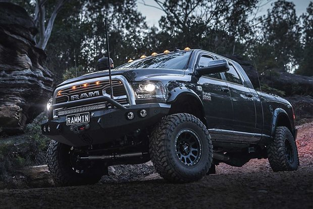 Custom purpose-built Ram 2500 Limited review