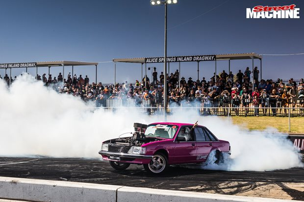 Red CentreNATS 2019 burnout results